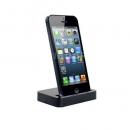 แท่นชาร์จ iPhone 5/5S - สีดำ