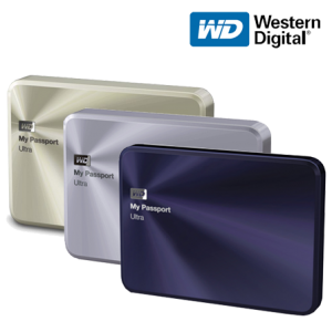 WD My Passport Ultra 1TB (Metal Edition)