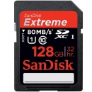 SD Extreme Plus Class 10 - 128GB