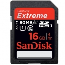 SD Extreme Plus Class 10 - 16GB