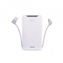 POWER BANK 12000 mAh PI-10 (White)-PRODA