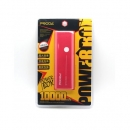 POWER BANK10000 mAh V6 (Pink)-PRODA