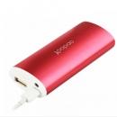 แบตสำรอง YB-6012 Pro 6200 mAh สีแดง(2A)
