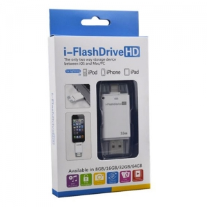 i-FlashDrive HD 64 GB