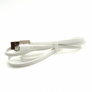 Cable USB To Micro USB (1M,หอม)-REMAX (White)