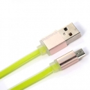 Cable USB To Micro USB (1M, V2) - (Green)