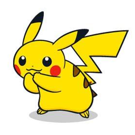 สติ๊กเกอร์ไลน์ชุด Pokemon