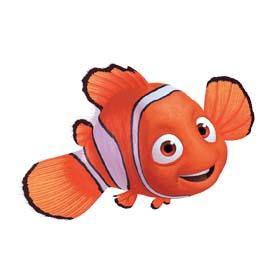 สติ๊กเกอร์ไลน์ชุด Finding Nemo