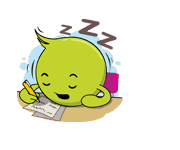 น้องอุ่นใจ ง่วงนอน