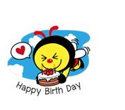 Buzza Buzzy & Toto Happy Birth Day