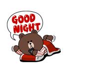 Brown Good Night