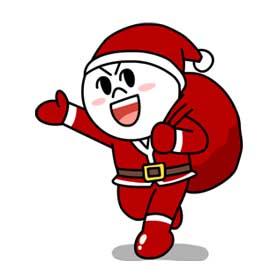 สติ๊กเกอร์ไลน์ชุด Christmas Special Edition
