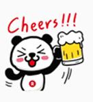 Panda Cheers!!