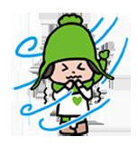 GREEN DA-KA-RA หนาว