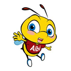 สติ๊กเกอร์ไลน์ชุด Albi