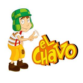 สติ๊กเกอร์ไลน์ชุด EI CHAVO