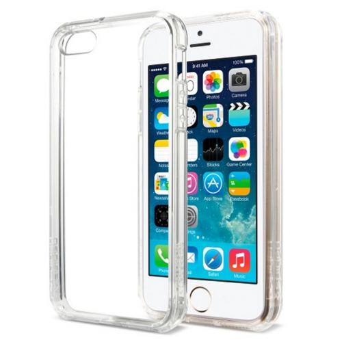 สติ๊กเกอร์ไลน์ชุด iPhone 5S/5 Ultra Hybrid Crystal Clear
