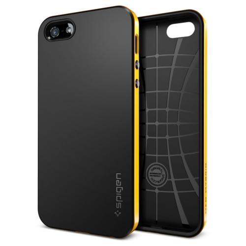 สติ๊กเกอร์ไลน์ชุด iPhone5S/5 Neo Hybrid (Reventon Yellow)