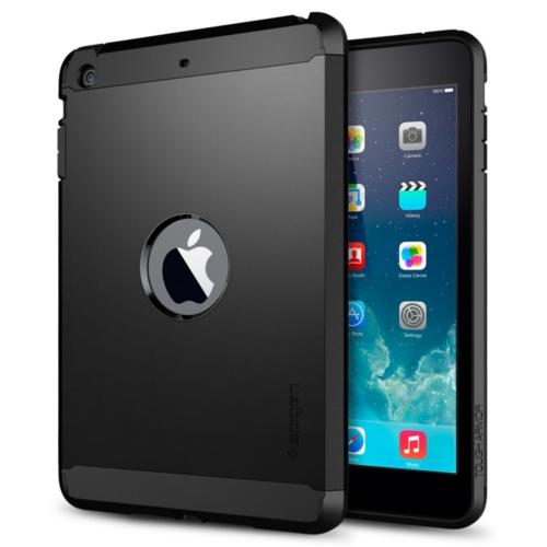 สติ๊กเกอร์ไลน์ชุด iPad Mini Retina Case Tough Armor (Black)