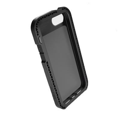 สติ๊กเกอร์ไลน์ชุด iPhone 5S/5 SEISMIK สีดำ