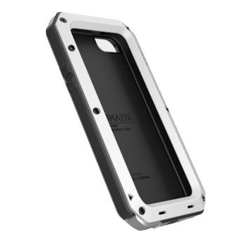 สติ๊กเกอร์ไลน์ชุด iPhone 5S/5 TAKTIK STRIKE สีขาว