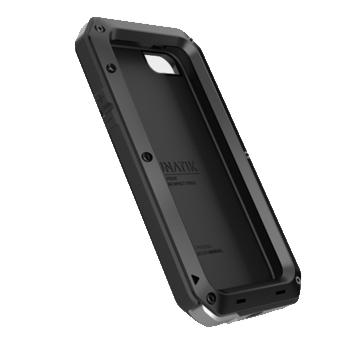 สติ๊กเกอร์ไลน์ชุด iPhone 5S/5 TAKTIK STRIKE สีดำ