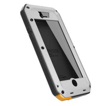 สติ๊กเกอร์ไลน์ชุด iPhone5S/5 TAKTIK EXTREME สีขาว