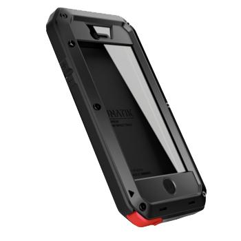 สติ๊กเกอร์ไลน์ชุด iPhone5S/5 TAKTIK EXTREME สีดำ