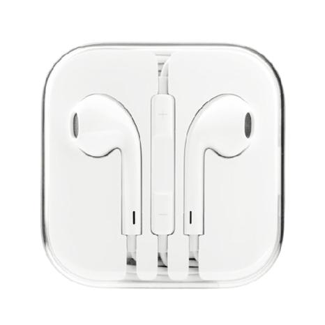สติ๊กเกอร์ไลน์ชุด Apple EarPods หูฟัง iPhone 5