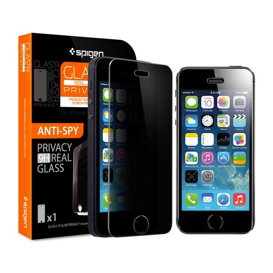 สติ๊กเกอร์ไลน์ชุด iPhone 5S / 5C / 5 Screen Protector GLAS.tR SLIM P