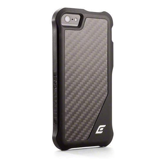 สติ๊กเกอร์ไลน์ชุด เคส ION 5 - Black w/Matte Carbon Back for iPhone 5