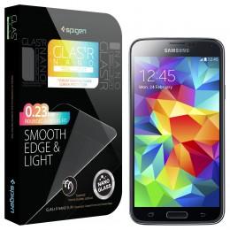 สติ๊กเกอร์ไลน์ชุด Galaxy S5 Screen Protector GLAS.tR NANO SLIM