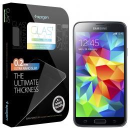 สติ๊กเกอร์ไลน์ชุด Galaxy S5 Screen Protector GLAS.t NANO SLIM