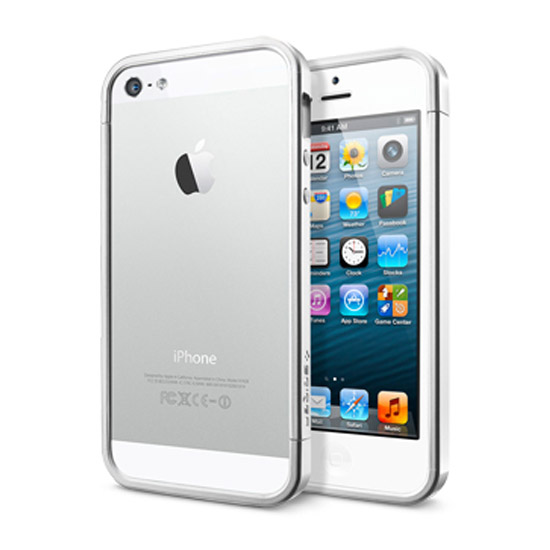 สติ๊กเกอร์ไลน์ชุด iPhone5S/5 Case Linear EX Slim Metal Series (Satin