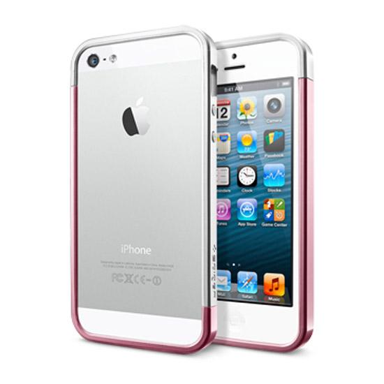 สติ๊กเกอร์ไลน์ชุด iPhone5S/5 Case Linear EX Slim Metal Series (Matal