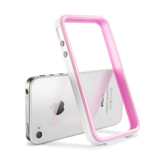 สติ๊กเกอร์ไลน์ชุด SPIGEN SGP iPhone 4 / 4S Case Neo Hybrid 2S Pastel
