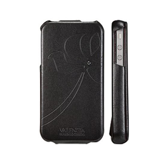 สติ๊กเกอร์ไลน์ชุด SPIGEN SGP iPhone 4 / 4S Leather Case Valencia Swa
