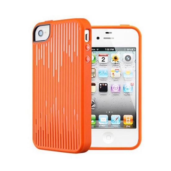 สติ๊กเกอร์ไลน์ชุด SPIGEN SGP iPhone 4 / 4S Case Modello Series (Tang