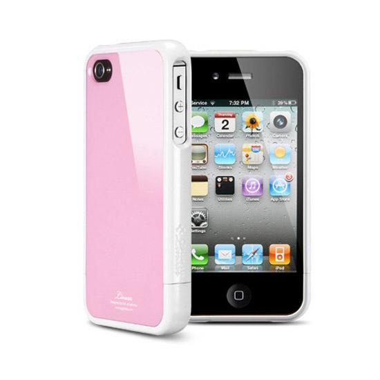 สติ๊กเกอร์ไลน์ชุด SPIGEN SGP iPhone 4 / 4S Case Linear Color Series