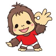 สติ๊กเกอร์ไลน์ชุด OrangUtan Special - WWF Indonesia