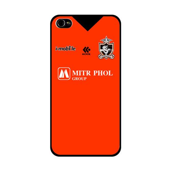 สติ๊กเกอร์ไลน์ชุด Case iPhone4 ราชบุรีเอฟซี