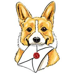 สติ๊กเกอร์ไลน์ชุด P.S. I Love Dogs