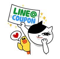 สติ๊กเกอร์ไลน์ชุด Let's Go LINE@!