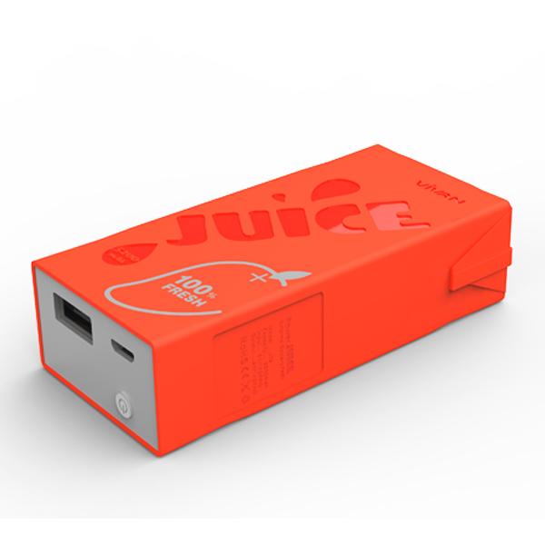สติ๊กเกอร์ไลน์ชุด Power Bank 5200 mAh (สีแดง)