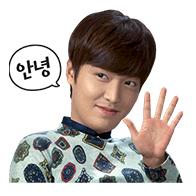 สติ๊กเกอร์ไลน์ชุด Drama The Inheritors Special (เกาหลี)