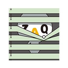 สติ๊กเกอร์ไลน์ชุด ZAQ