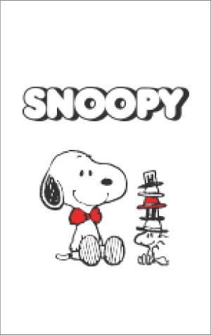สติ๊กเกอร์ไลน์ชุด ธีม Snoopy (ธีมไลน์สนูปปี้)
