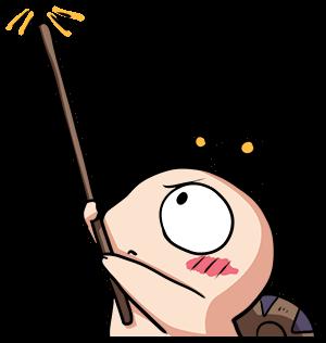 หอยทากน่ารัก สึมุริง จิ้มๆ