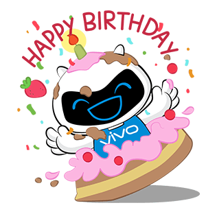vivo Happy Birthday