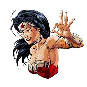 สติ๊กเกอร์ไลน์ชุด Justice League